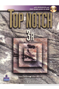 Фото - Top Notch 3 Split A with Workbook (+ CD-ROM)