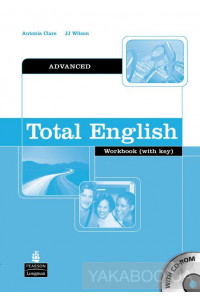 Фото - Total English Advanced Workbook with key (+ CD)