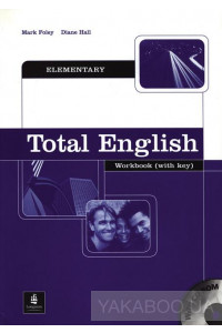 Фото - Total English Elementary Workbook with Key (+ CD)