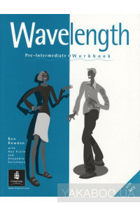 Фото - Wavelength Pre-intermediate Workbook