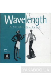 Фото - Wavelength Pre-Intermediate Workbook Audio CD