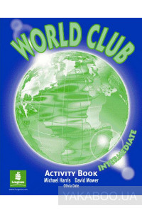 Фото - World Club 4. Activity Book