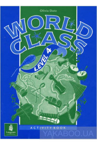 Фото - World Class 4. Activity Book