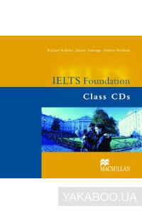 Фото - IELTS Foundation Class Audio (2 CD-ROM)