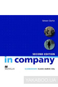 Фото - In Company Second Edition Elementary Audio (2 CD-ROM)