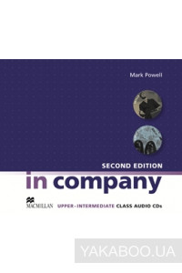 Фото - In Company Second Edition Upper Intermediate Audio (2 CD-ROM)