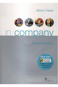 Фото - In Company Elementary Student's Book (+ CD-ROM)