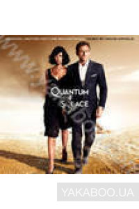 Фото - Original Soundtrack: Quantum of Solace