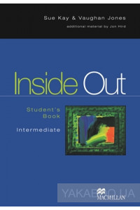 Фото - Inside Out Intermediate Student's Book