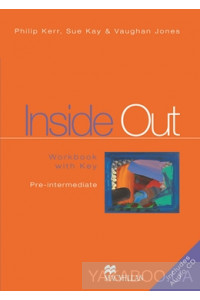 Фото - Inside Out Pre-Intermediate Workbook with Key (+ CD-ROM)