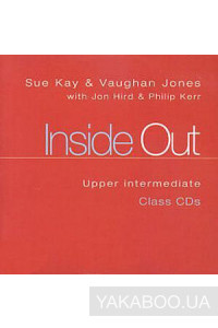 Фото - Inside Out Upper Intermediate Audio (2 CD-ROM)