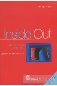 Фото - Inside Out Upper Intermediate Workbook with Key (+ CD-ROM)