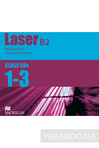 Фото - Laser B2 Second Edition Class Audio (3 CD-ROM)