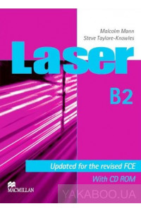 Фото - Laser B2 Second Edition Student's Book (+ CD-ROM)