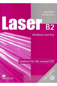 Фото - Laser B2 Second Edition Workbook With Key (+ CD-ROM)