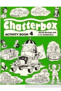 Фото - Chatterbox 4. Activity Book