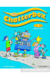 Фото - New Chatterbox 1. Pupil's Book