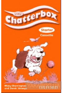 Фото - New Chatterbox Starter. Activity Book
