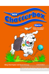 Фото - New Chatterbox Starter. Pupil's Book
