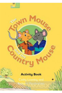 Фото - Fairy Tales The Town Mouse and the Country Mouse Activity Book