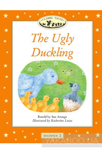 Фото - Classic Tales Beginner 2. The Ugly Duckling