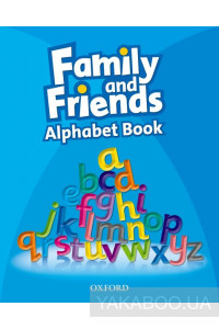 Фото - Family and Friends 1. Alphabet Book