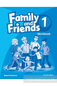 Фото - Family & Friends 1. Workbook