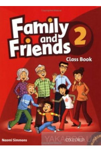 Фото - Family & Friends 2. Classbook Pack