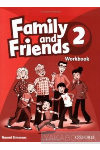 Фото - Family & Friends 2. Workbook