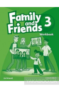 Фото - Family & Friends 3. Workbook