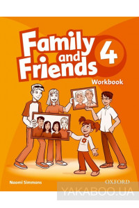Фото - Family & Friends 4. Workbook