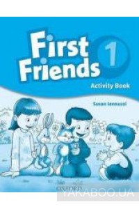 Фото - First Friends 1. Activity Book