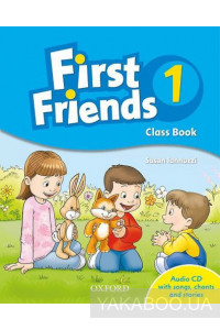 Фото - First Friends 1. Class Book Pack