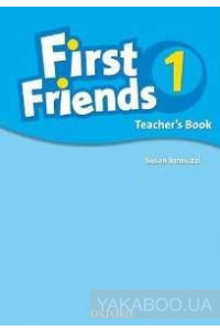 Фото - First Friends 1. Teacher's Book