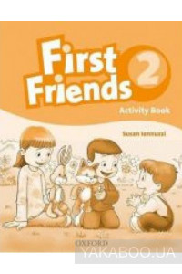 Фото - First Friends 2. Activity Book