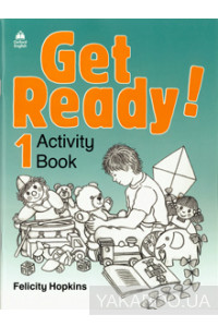 Фото - Get Ready 1. Activity Book