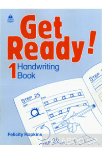 Фото - Get Ready 1. Handwriting Book