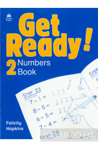 Фото - Get Ready 2. Numbers Book