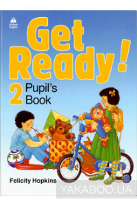 Фото - Get Ready 2. Pupil's Book