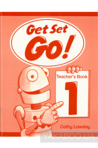 Фото - Get Set Go 1. Teacher's Book