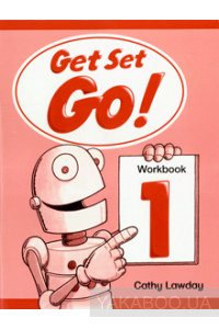 Фото - Get Set Go 1. Workbook