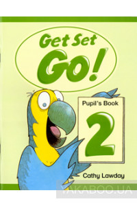 Фото - Get Set Go 2. Pupil's Book
