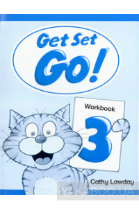 Фото - Get Set Go 3. Workbook