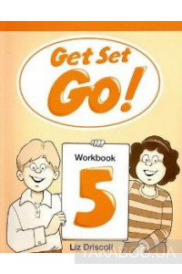 Фото - Get Set Go 5. Workbook