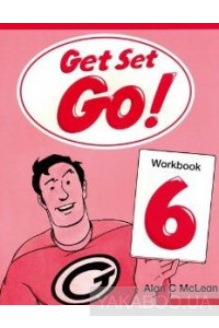 Фото - Get Set Go 6. Workbook