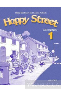 Фото - Happy Street 1. Activity Book