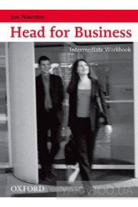 Фото - Head for Business. Intermediate Workbook