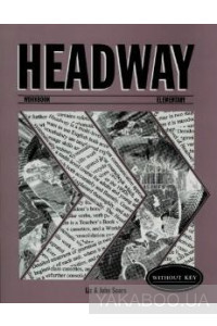 Фото - Headway Elementary. Workbook (Without Key)