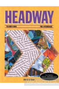 Фото - Headway Pre-Intermediate. 	Teacher's Book