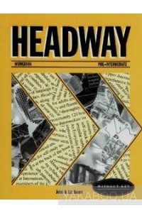 Фото - Headway: Pre-Intermediate. Workbook (without Key)